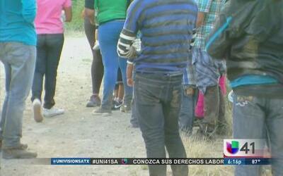 ¿Cuánto puede costar que un niño cruce la frontera?