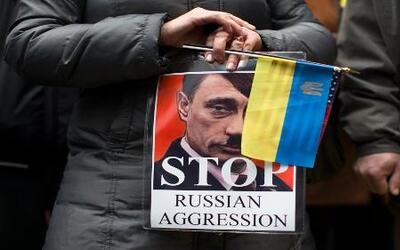EEUU amenaza a Rusia si no se retira de Ucrania