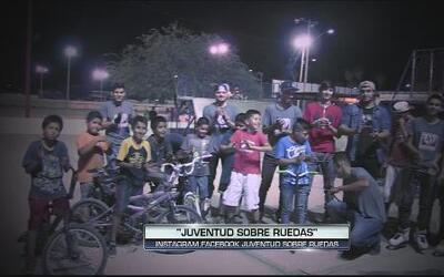 """El proyecto """"Juventud Sobre Ruedas"""" apoya a los apasionados del """"Skate"""""""