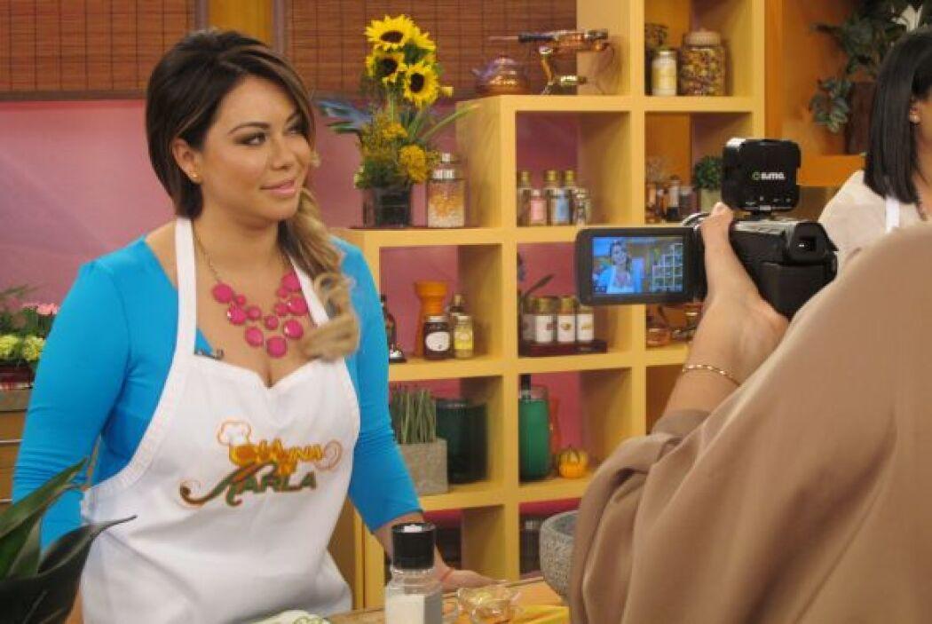 Chiquis recordó que a Jenni le gustaba cocinar tanto como a ella.