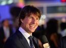 Tom Cruise en el estreno de 'Mission Impossible: Rogue Nation'.