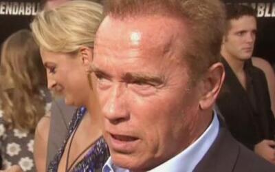 Schwarzenegger conmocionado con la muerte de Robin Williams