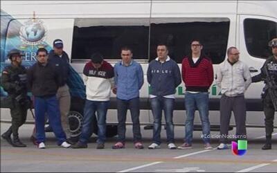 Extraditan a colombianos que mataron a agente de la DEA