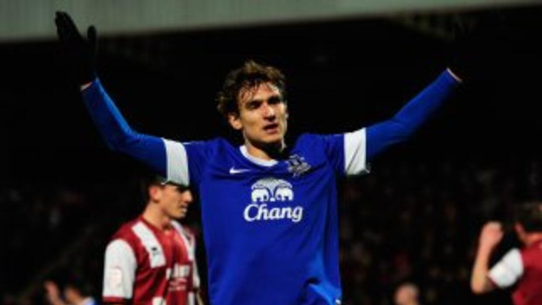 Everton clasificó para la cuarta ronda de la Copa inglesa al derrotar cl...