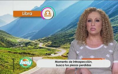 Mizada Libra 29 de julio de 2016