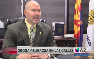 Alertan sobre el uso de la droga Pink en Arizona