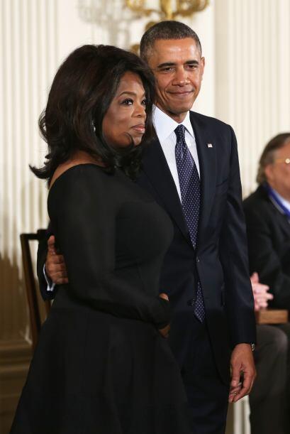 Ellas son tan sólo algunas de las celebridades que apoyaron al President...