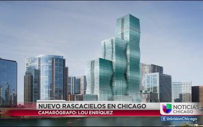 Anuncian la construcción de Vista Tower