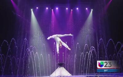 ¡El primer circo acuático visita la ciudad de Hurst!