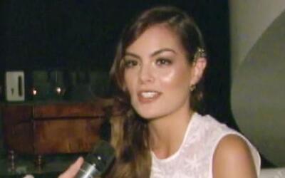 ¡Exclusiva! Ximena Navarrete accedió hablar de los chismes de que anda c...