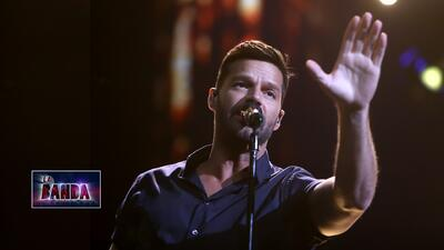 Ricky Martin and Simon Cowell will make magic with La Banda