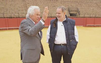 Murió el famoso torero español Palomo Linares y Raúl de Molina fue el úl...