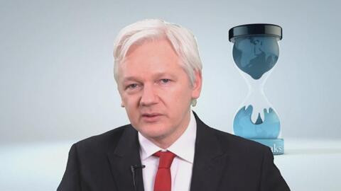 """Assange: """"La CIA perdió el control de todo su arsenal de armas cibernéti..."""