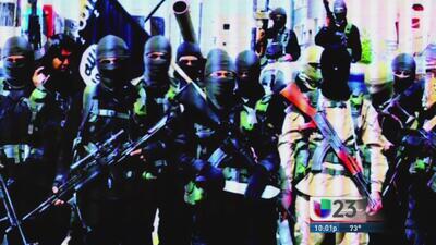 Detienen a presunto simpatizante de ISIS