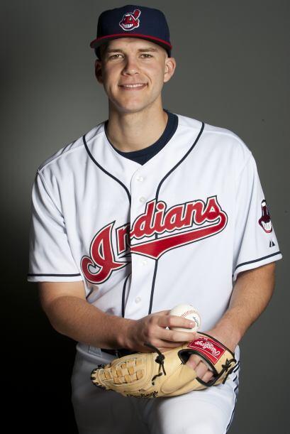 Justin Masterson es uno de los jugadores de los Indians que tienen una p...