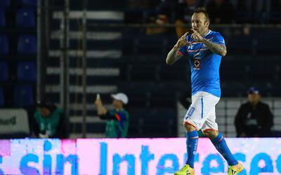 Cruz Azul fue el último equipo que Vuoso defendió en M&eac...