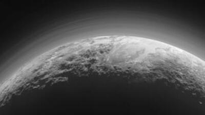 Nueva imagen de Plutón revelada por la NASA.