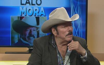 Lalo Mora, rey de la música norteña, se presenta esta noche en el Eufori...