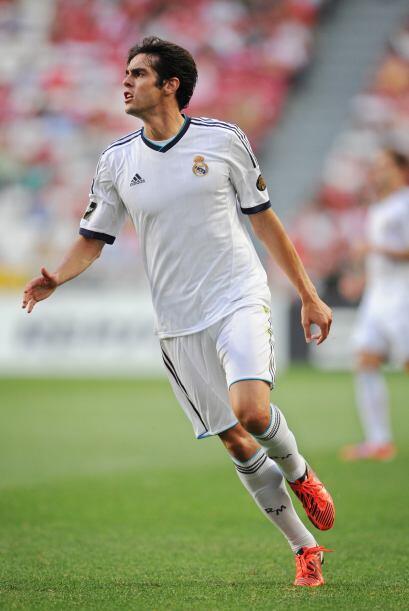 Por último, las opciones de Kaká se ven agotadas pues en el Real Madrid...