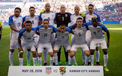 Estados Unidos comparte el Grupo A con Colombia, Costa Rica y Paraguay e...