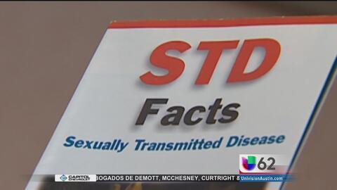 Aumentan los casos de enfermedades por transmisión sexual en Austin