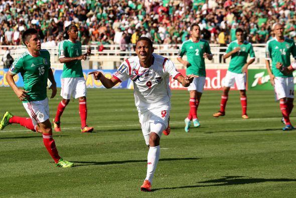 México era el campeón defensor pero se estrenó con un sorpresivo revés e...