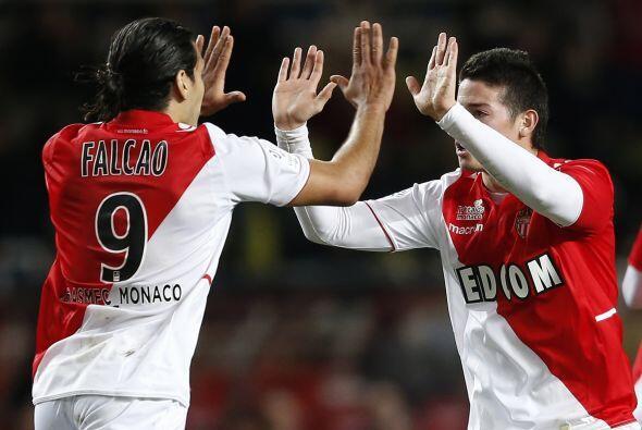 Después les siguen el AS Mónaco con 97 millones en ganancias, Chelsea co...