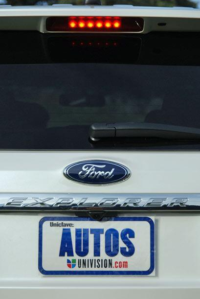 La nueva Ford Explorer 2011 ya está a la venta en Estados Unidos.