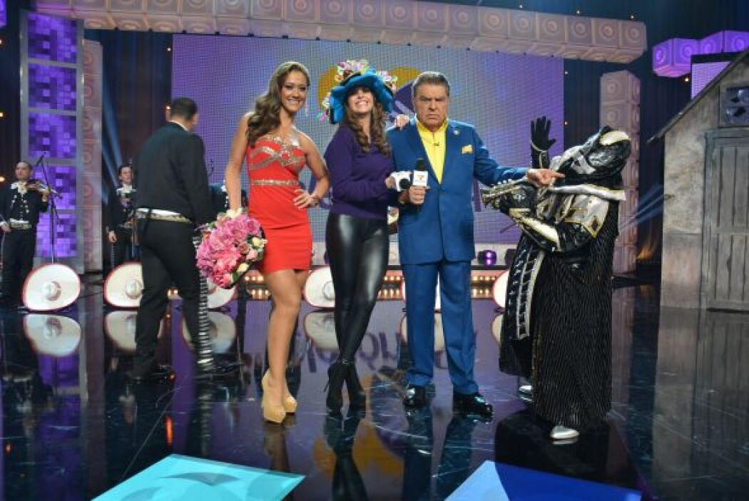 Don Francisco tuvo la idea de que las personalidades de Univision se enf...