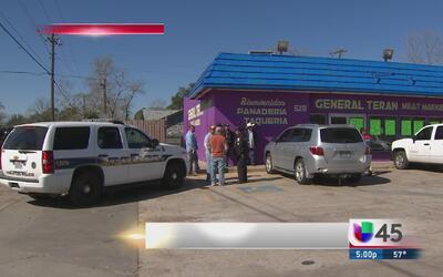 Capturados sospechosos que dispararon a empleado de carniceria