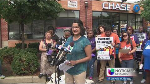 Latinos reclaman fondos para mejorar sus comunidades