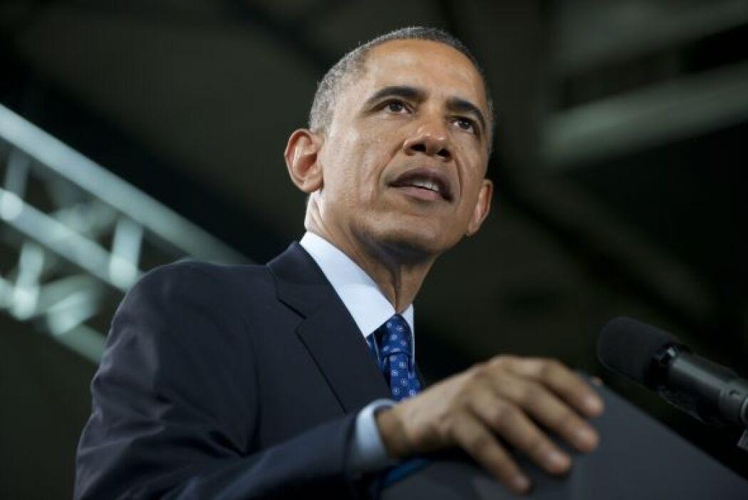 El presidente Obama está de visita en Austin, en la primera parte de un...