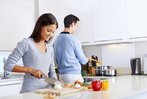 San Valentín low-cost. Elijan un plato de su restaurante preferido y tra...