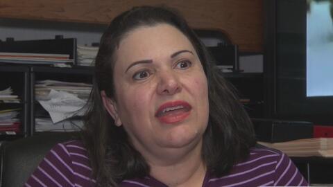 Luz Guerrero, la colombiana que cambia vidas en Glenview con su organiza...