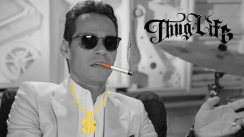 Marc Anthony destruye a Enrique Santos