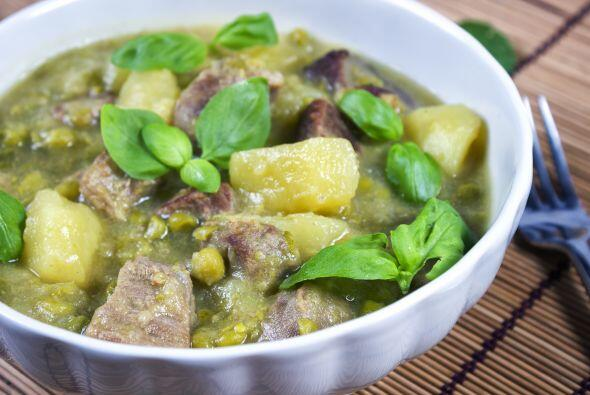 Para acompañar el clásico estofado, en Irlanda acostumbran a preparar el...
