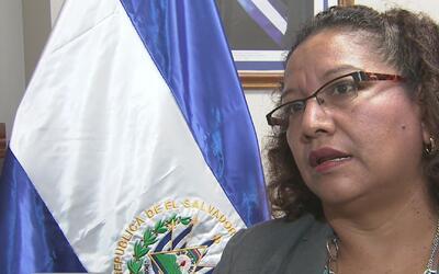 Representantes del gobierno salvadoreño se reúnen en Houston para mejora...