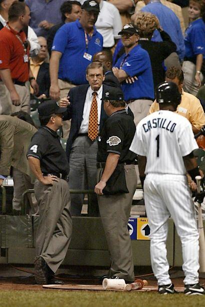 El Juego de Estrellas del 2002, celebrado en Milwaukee, culminó de maner...