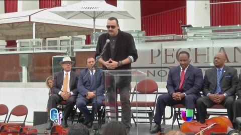 Pepe Aguilar mostró su lado altruista e hizo una importante donación en...