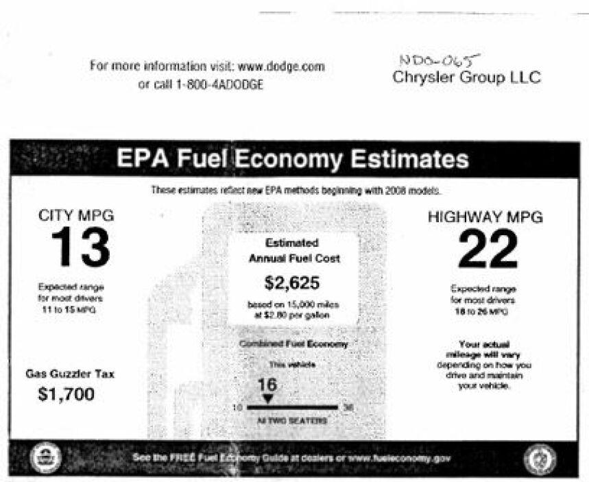Environmental Protection AgencyLa EPA obliga a los fabricantes en Estado...
