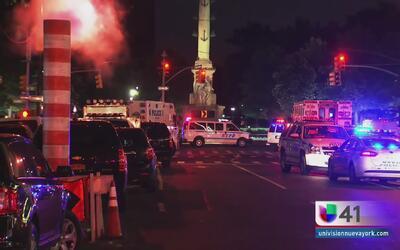 Hombre provocó caos en Manhattan