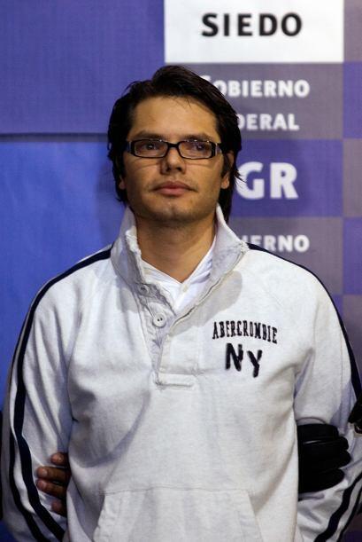 - 2 de abril de 2009: Fue detenido en una zona exclusiva de la Ciudad de...
