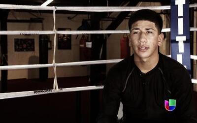 El futuro prometedor como boxeador olímpico se apagó con su muerte