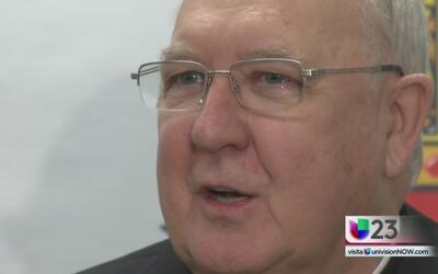 Kevin Ferrell, Obispo de Dallas ahora se va al Vaticano