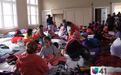 Displaced Refugees Seeking Shelter In Local Church Need Your Help