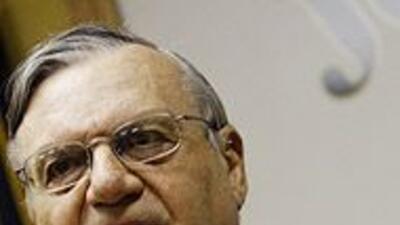 """Juez federal sopesa sanciones contra el alguacil """"más duro"""" de Estados U..."""