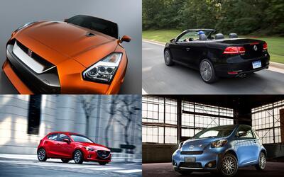 Estos son los 20 autos menos vendidos en los últimos 12 meses