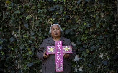 Esta madre mexicana celebra el segundo aniversario de su victoria para h...