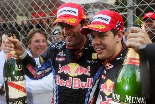 El doblete de la Red Bull le sirvió a la escudería austr&i...