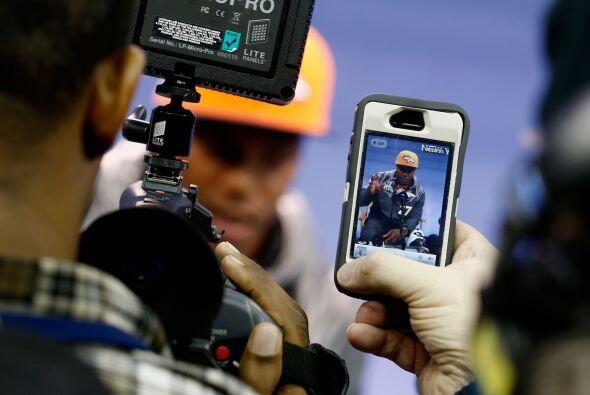 Toda una experiencia el Media Day, tanto para fans, jugadores y medios d...